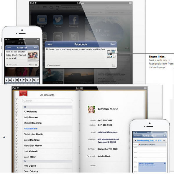 Apple iOS 6: 10 Most Interesting Features