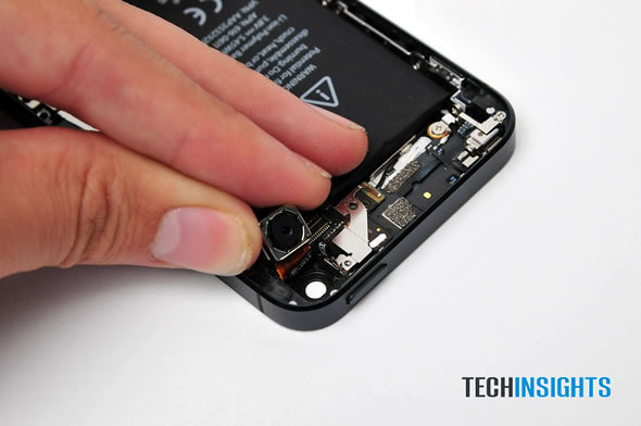 Apple iPhone 5 Teardown: Visual Tour