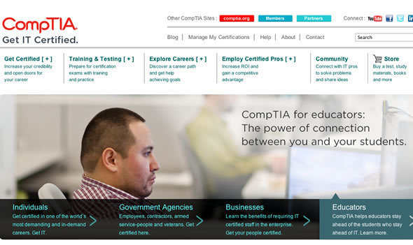 CompTIA Healthcare IT Technician Certificate