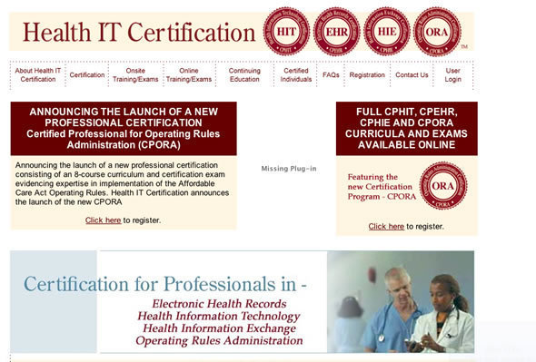 InformationWeek - 8 Health IT Certifications That Pack Career Power