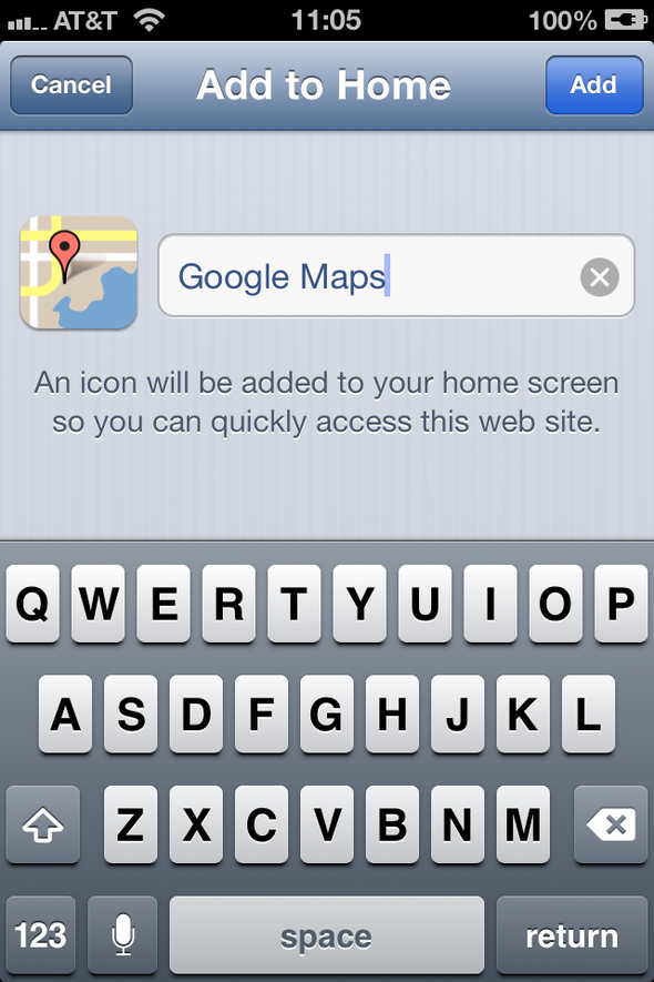 How To Get Google Maps Back On Your iPhone