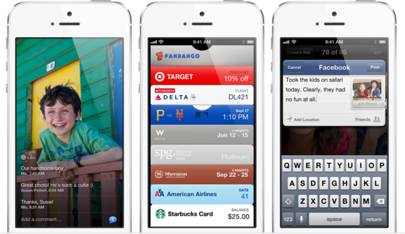 Six Ways The iPhone 5 and iOS 6 Amp Up Social Opportunities