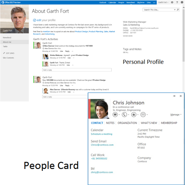 10 Great Social Features For Microsoft SharePoint 2013