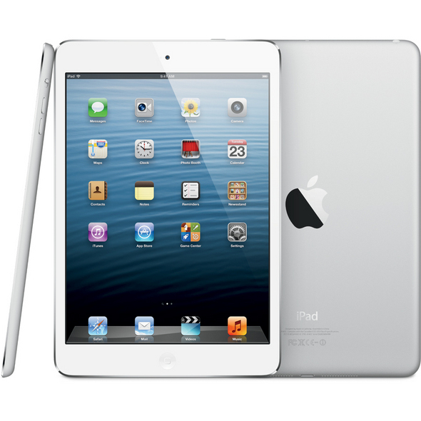 iPad Mini Tablet: Visual Tour
