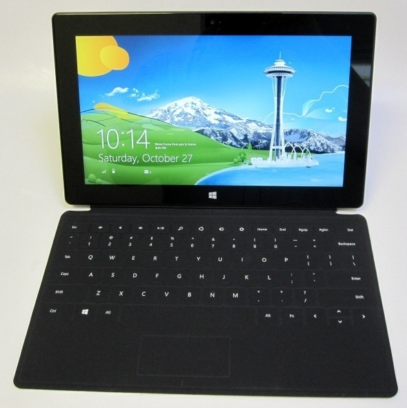Surface With Windows RT: A Winner Despite Apps