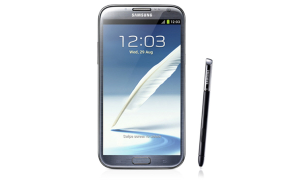 Samsung Galaxy Note II: Visual Tour