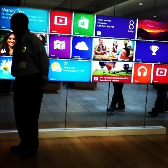 Surface Hands-On At The Microsoft Store