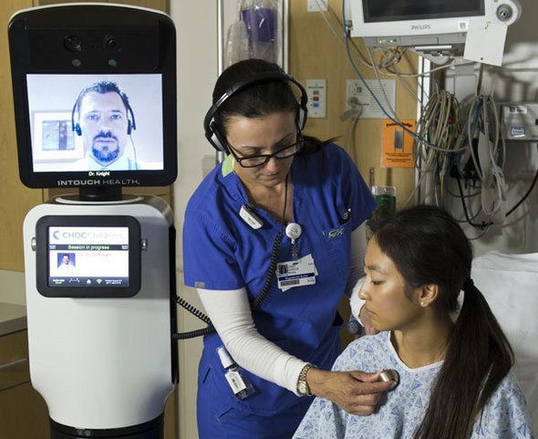 10 Medical Robots That Could Change Healthcare Informationweek