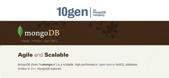 10Gen Scales Up Developer-Friendly Mongo DB