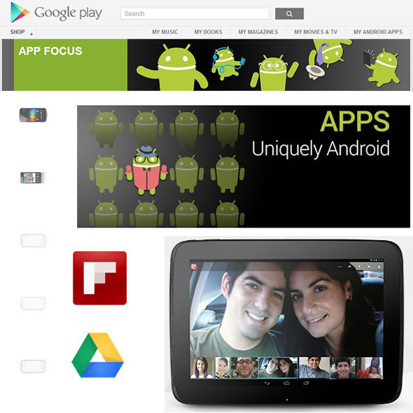 Android Apps: Top 10