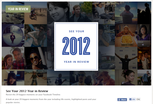 Facebook's 2012 Highs And Lows