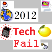 Top 10 Tech Fails Of 2012 