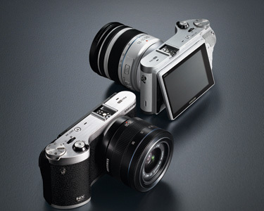 Samsung NX300 Woos Photography Enthusiasts