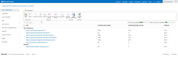 New Admin Controls For Cloud