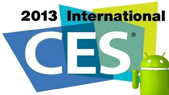 Android Smartphone Developments At CES 2013