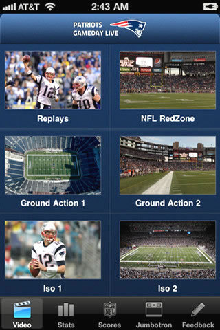 New England Patriots' Winning Technology Plan