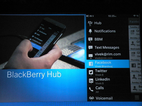 BlackBerry 10: Visual Tour Of Smartphones, OS