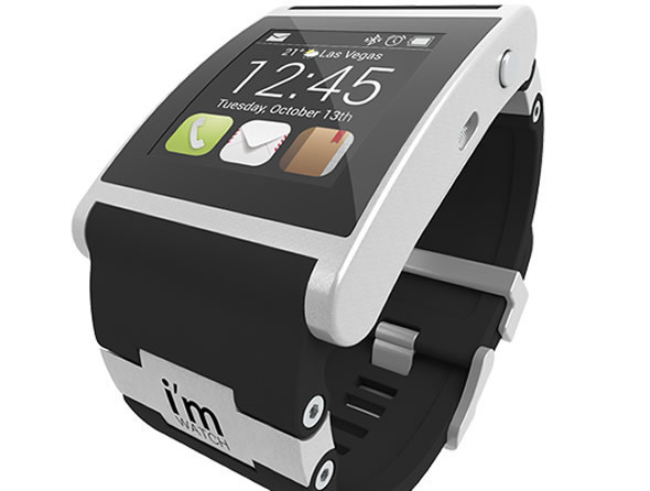 Can't Wait For iWatch? Try i'm Watch