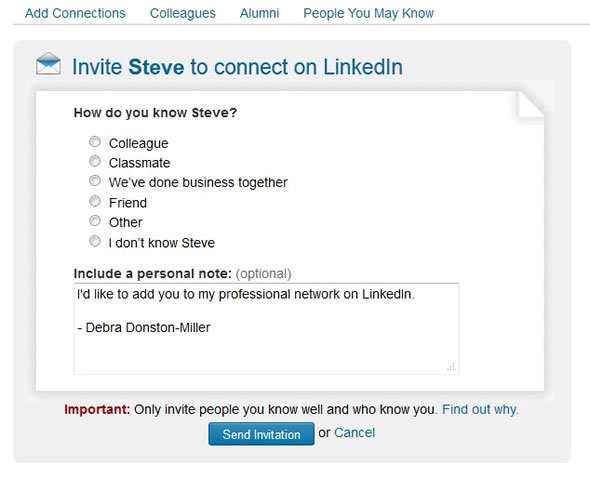 8 LinkedIn Etiquette Mistakes