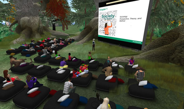 Students As Avatars In Second Life