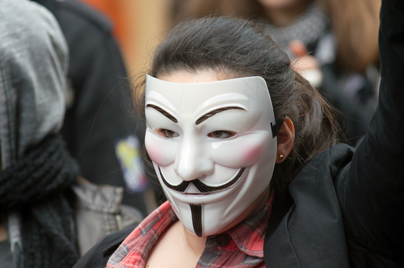 Anonymous Promises State Of Union Takedown