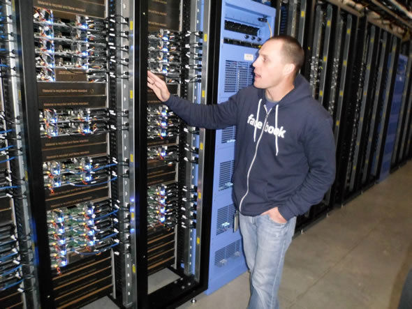Inside A Facebook Server Suite