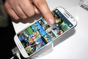 Samsung Galaxy S 4 Takes A Bow