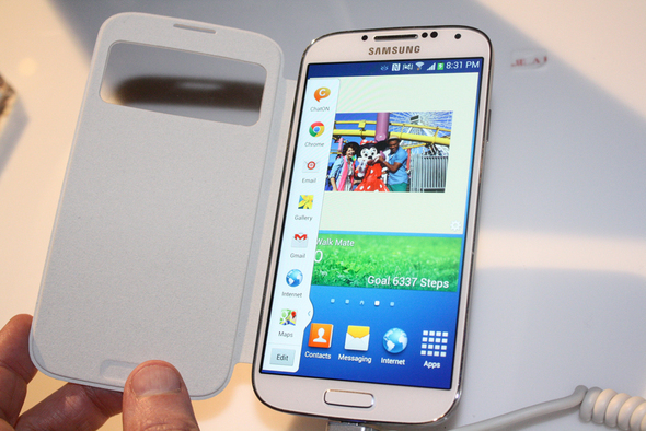 Samsung Galaxy S 4: Visual Tour