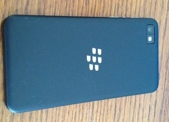 BlackBerry Z10 Hands-On: First Impressions