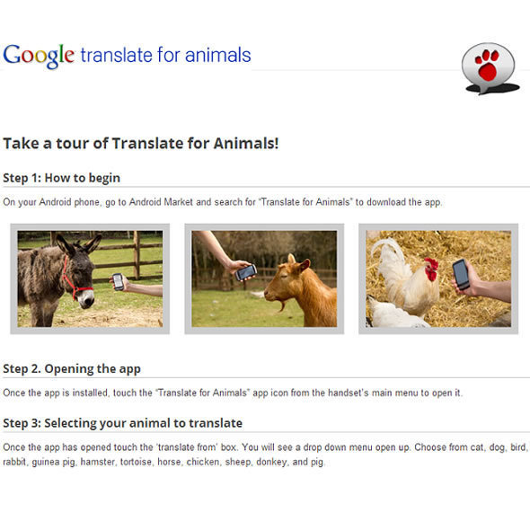 Google's 10 Best Gags, Pranks And Easter Eggs