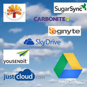 Apple, Dropbox Lead Cloud Storage Market -- InformationWeek