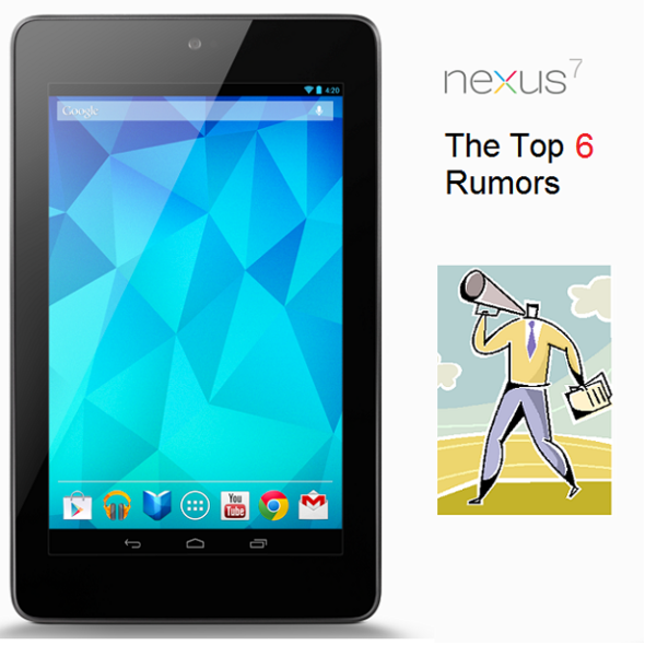 Google Nexus 7, Take Two: What To Expect