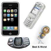 Best And Worst Cellphones Of All Time