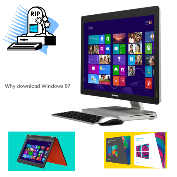 8 Ways Microsoft Could Save Windows 8