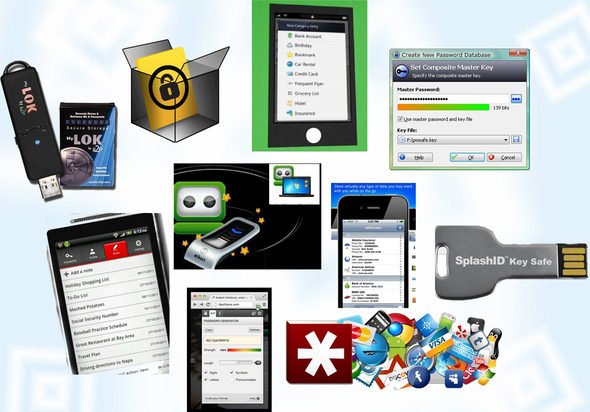 10 Top Password Managers