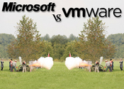 VMware Vs. Microsoft: 8 Cloud Battle Lines