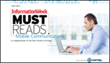Cover for InformationWeek  Must Reads (April 24, 2013)