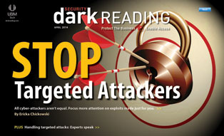 Dark Reading:  April 2014