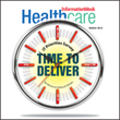 Cover for InformationWeek Healthcare March 2012 Issue (March 19, 2012)