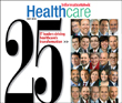 Cover for InformationWeek Healthcare May 2012 Issue (May 21, 2012)