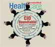 Cover for InformationWeek Healthcare August 2012 Issue (July 30, 2012)