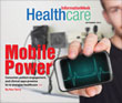 Cover for InformationWeek Healthcare November 2012 Issue (November 12, 2012)