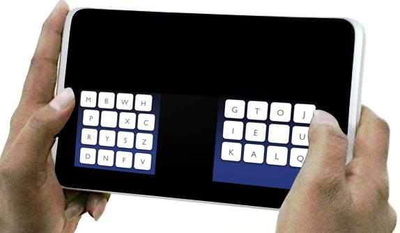 typist small