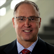 Bob Picciano, general manager of IBM Information