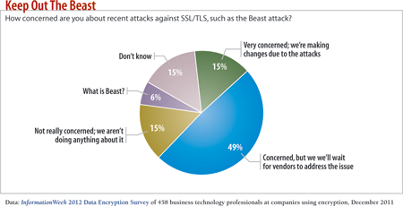 How concerned are you about recent attacks such as the Beast attack?