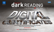 Download the <nobr>Dark Reading</nobr> 	November special issue on securing Web data.