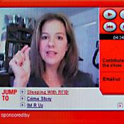 Stephanie Stahl On The News Show