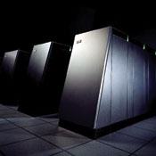 Rather than buy an IBM Blue Gene supercomputer, companies can use the computer's power on an on-demand basis.