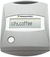 Canary Wireless Digital Hotspotter
