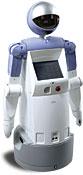 Fujitsu enon robot